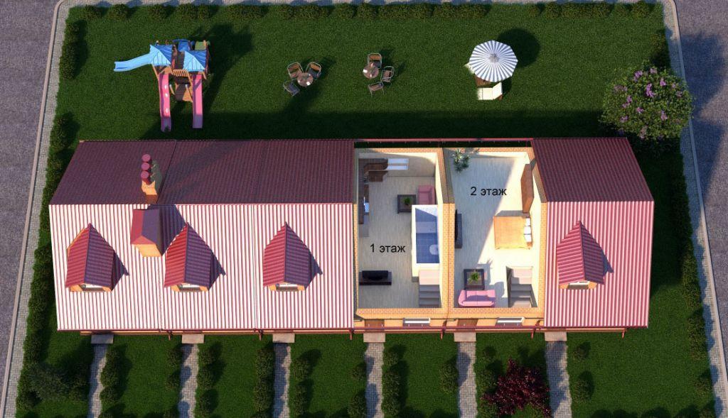 Продажа дома деревня Ульянки, цена 4700000 рублей, 2021 год объявление №202449 на megabaz.ru