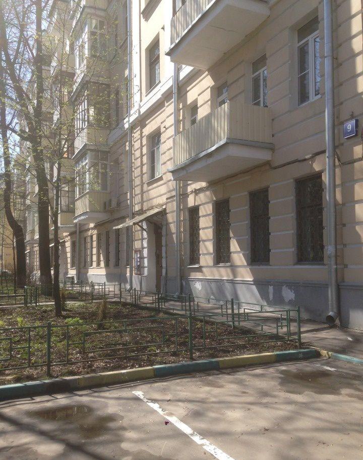 Продажа двухкомнатной квартиры Москва, метро Сухаревская, 1-й Коптельский переулок 9с1, цена 12950000 рублей, 2021 год объявление №193585 на megabaz.ru