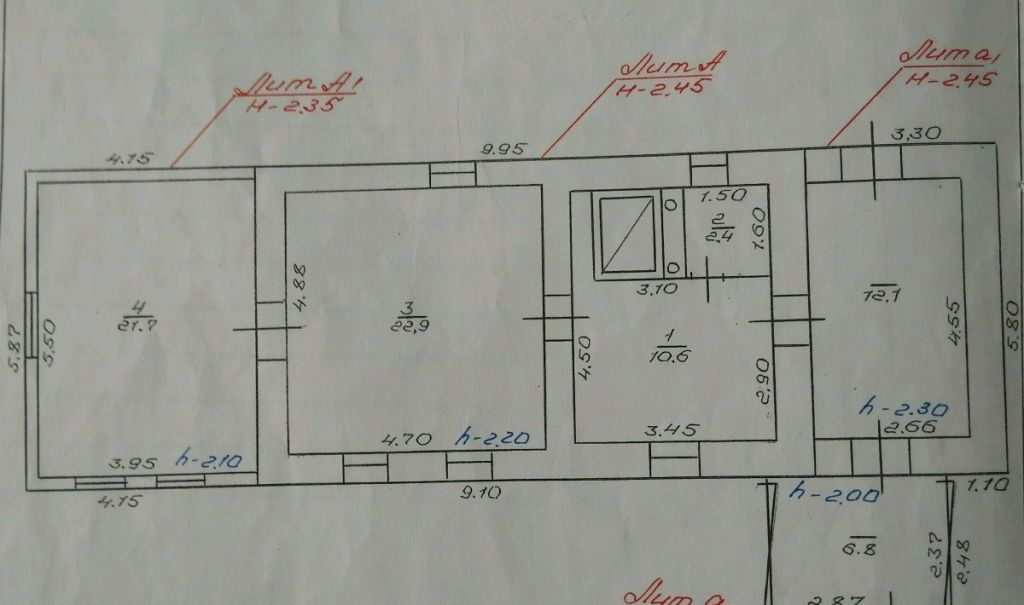Продажа дома Троицк, метро Каширская, Зелёная улица 2, цена 300000 рублей, 2021 год объявление №194450 на megabaz.ru