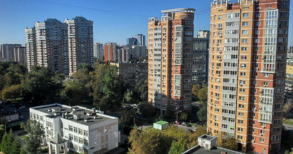 Купить трёхкомнатную квартиру в Москве у метро Римская - megabaz.ru