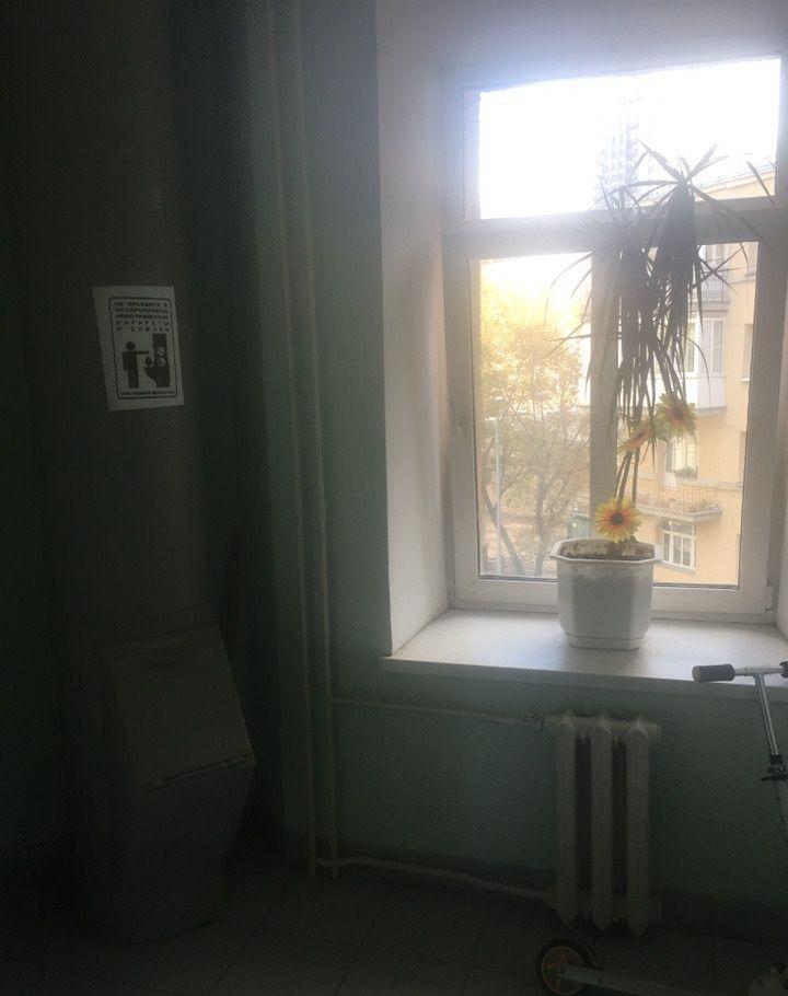 Продажа однокомнатной квартиры Москва, метро Электрозаводская, Большая Почтовая улица 18, цена 11900000 рублей, 2021 год объявление №240735 на megabaz.ru