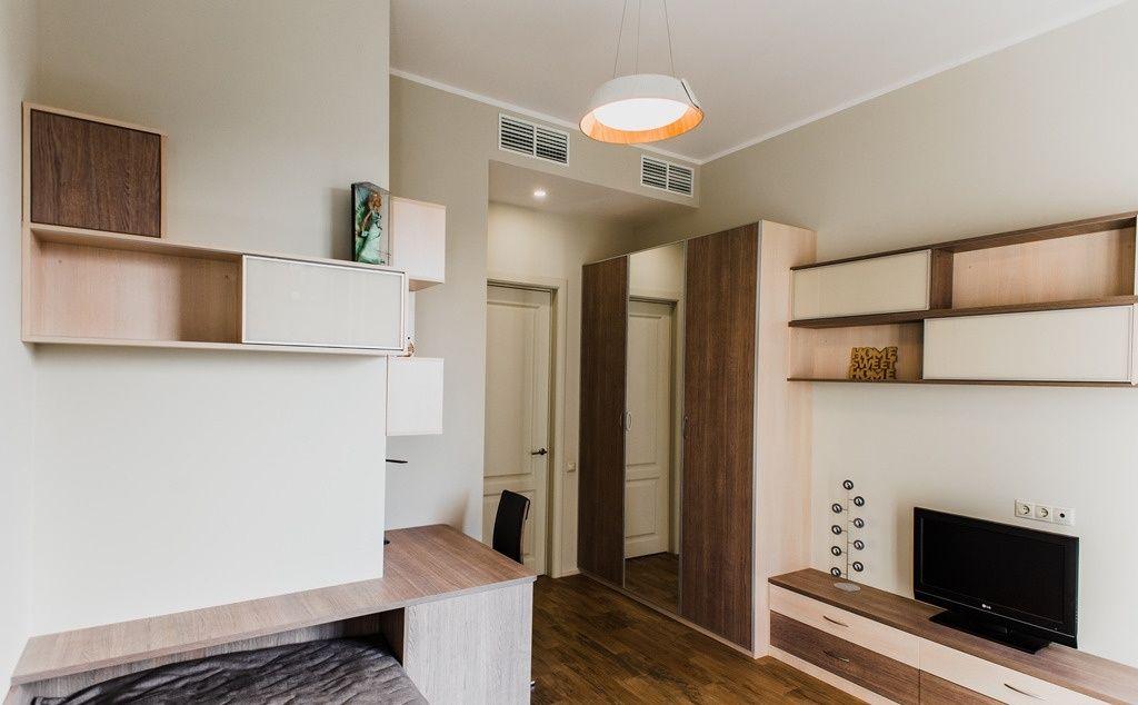 Купить четырёхкомнатную квартиру в Москве у метро Фрунзенская - megabaz.ru