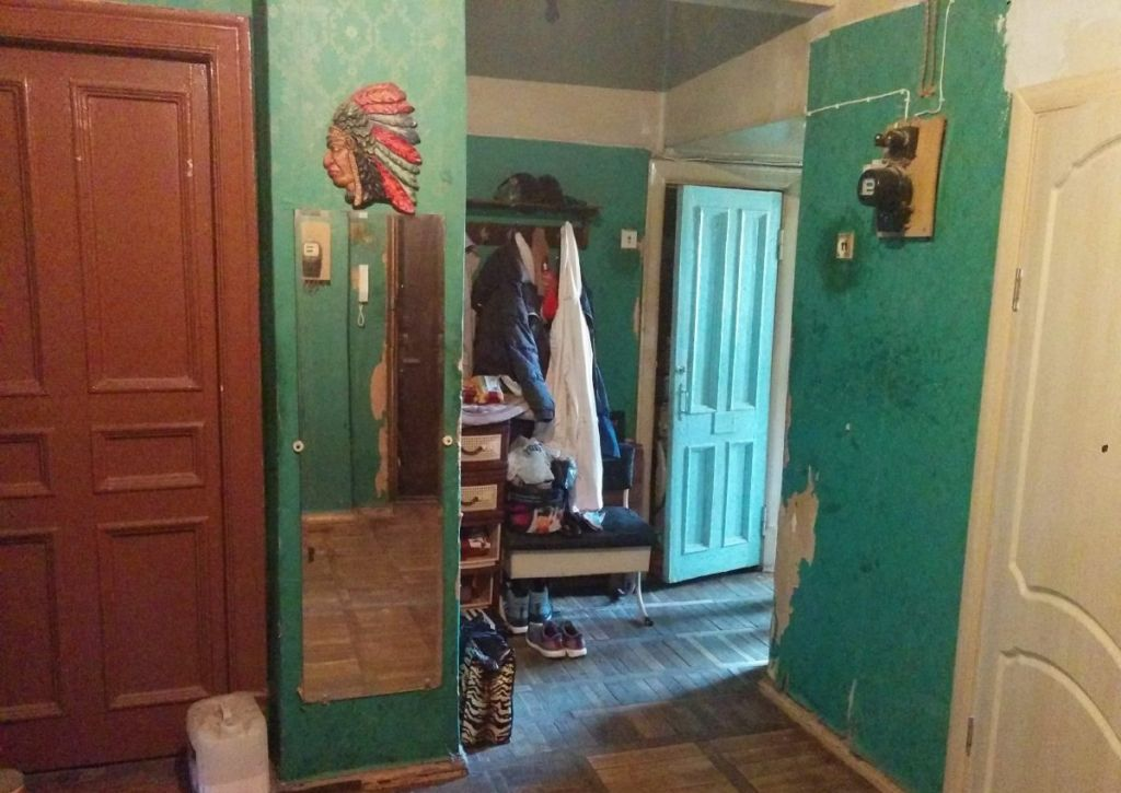 Купить четырёхкомнатную квартиру в Москве у метро Шаболовская - megabaz.ru