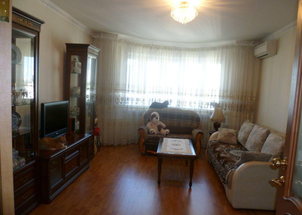 Купить трёхкомнатную квартиру в Москве у метро Улица Скобелевская - megabaz.ru
