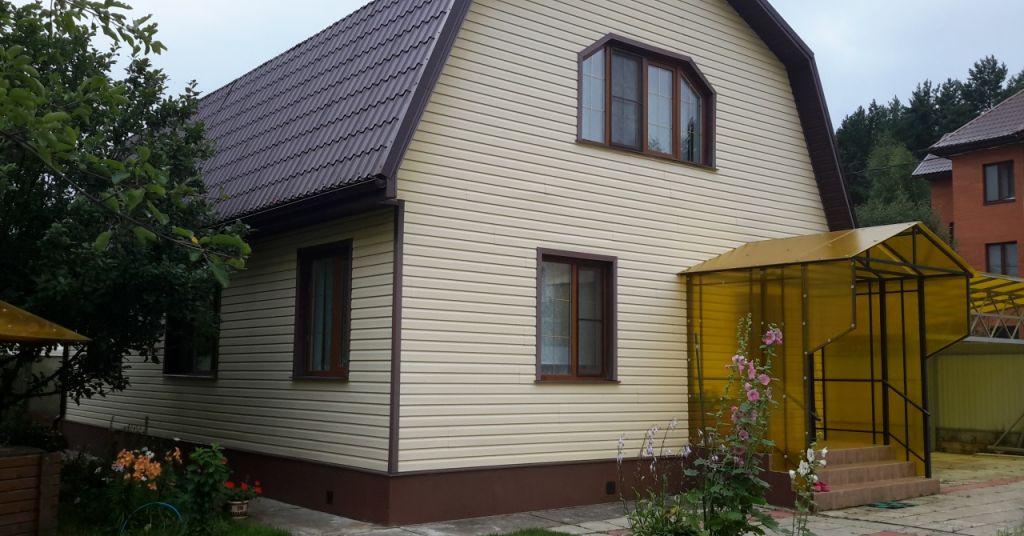 Продажа дома село Алабушево, Московская улица, цена 15000000 рублей, 2021 год объявление №241950 на megabaz.ru