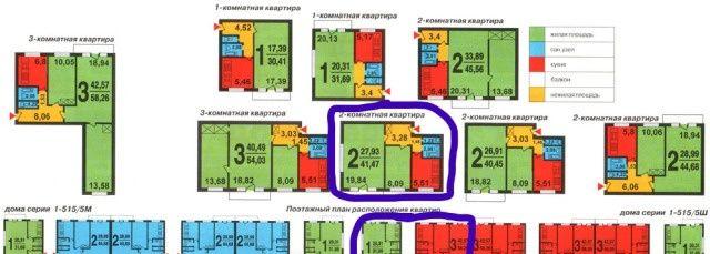 Продажа двухкомнатной квартиры Москва, метро Электрозаводская, Ухтомская улица 16к2, цена 6500000 рублей, 2021 год объявление №242083 на megabaz.ru