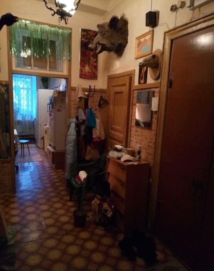 Продажа четырёхкомнатной квартиры Москва, метро Курская, Подсосенский переулок 9, цена 22500000 рублей, 2021 год объявление №245693 на megabaz.ru