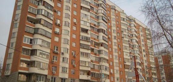 Продажа однокомнатной квартиры Москва, метро Каховская, Болотниковская улица 31к1, цена 7990000 рублей, 2021 год объявление №246190 на megabaz.ru