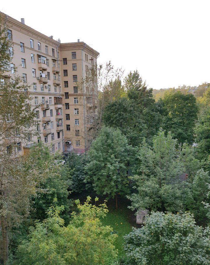 Продажа двухкомнатной квартиры Москва, метро Электрозаводская, Большой Матросский переулок, цена 13200000 рублей, 2021 год объявление №247116 на megabaz.ru