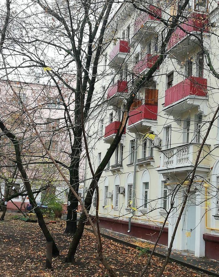 Продажа двухкомнатной квартиры Москва, метро Электрозаводская, улица Госпитальный Вал 5к11, цена 11000000 рублей, 2021 год объявление №247372 на megabaz.ru
