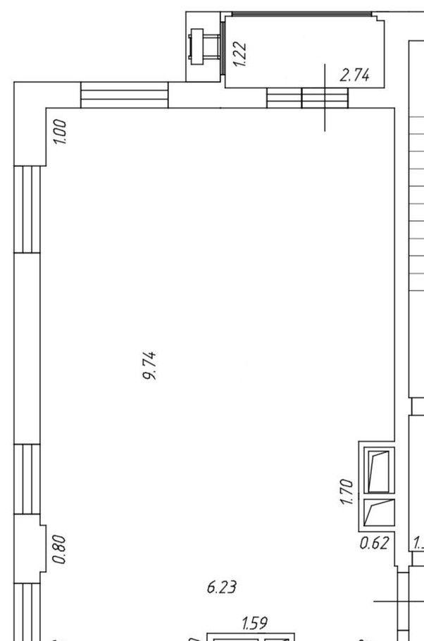 Продажа двухкомнатной квартиры Москва, метро Фили, цена 13500000 рублей, 2021 год объявление №247479 на megabaz.ru