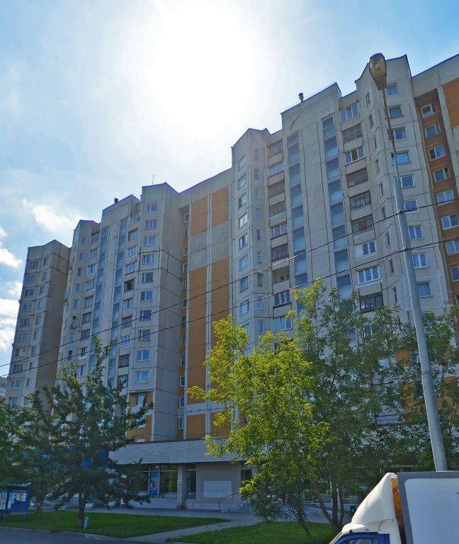 Купить однокомнатную квартиру в Москве у метро Лесопарковая - megabaz.ru