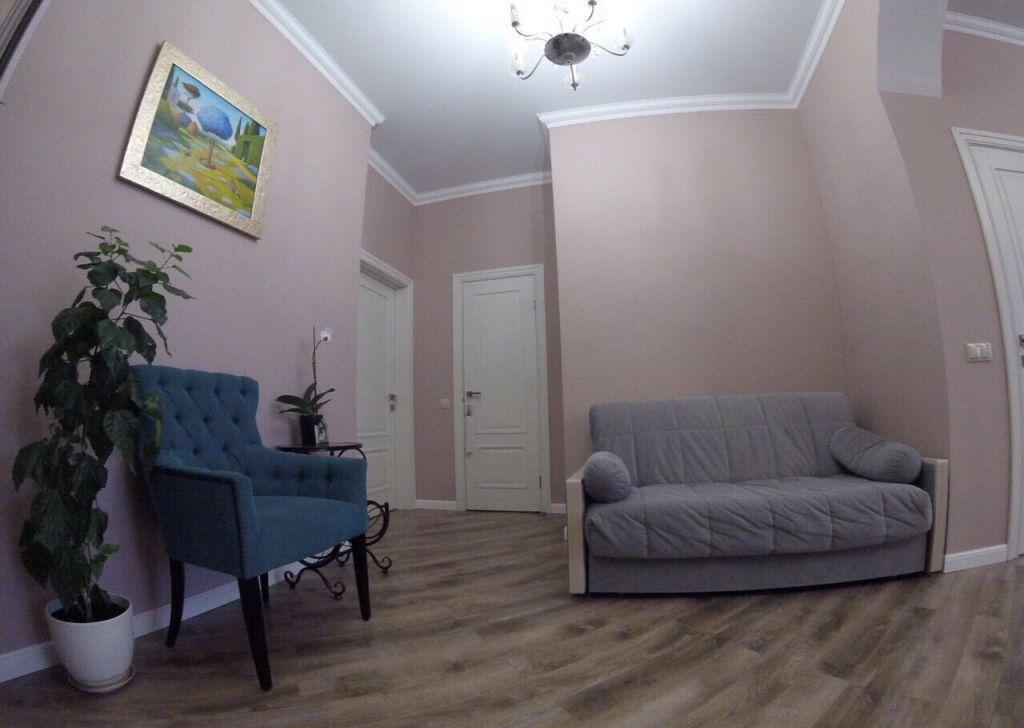 Купить трёхкомнатную квартиру в Москве у метро Бунинская аллея - megabaz.ru