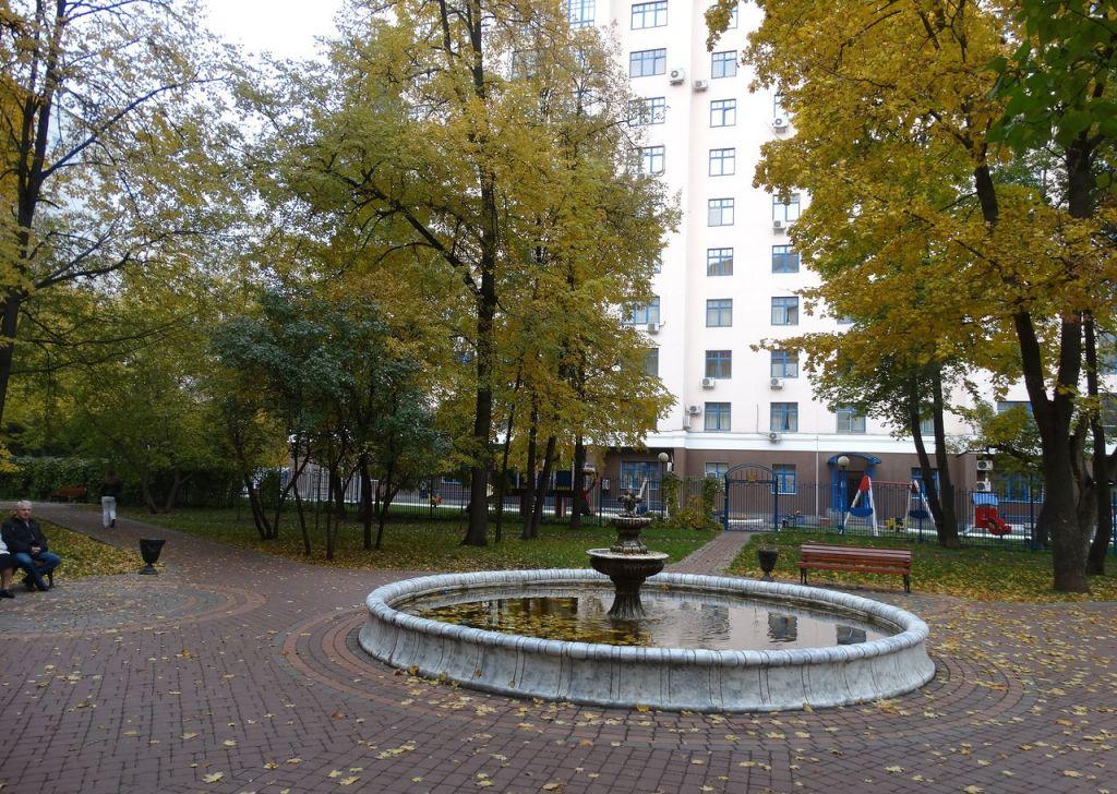 Купить трёхкомнатную квартиру в Москве у метро Щукинская - megabaz.ru