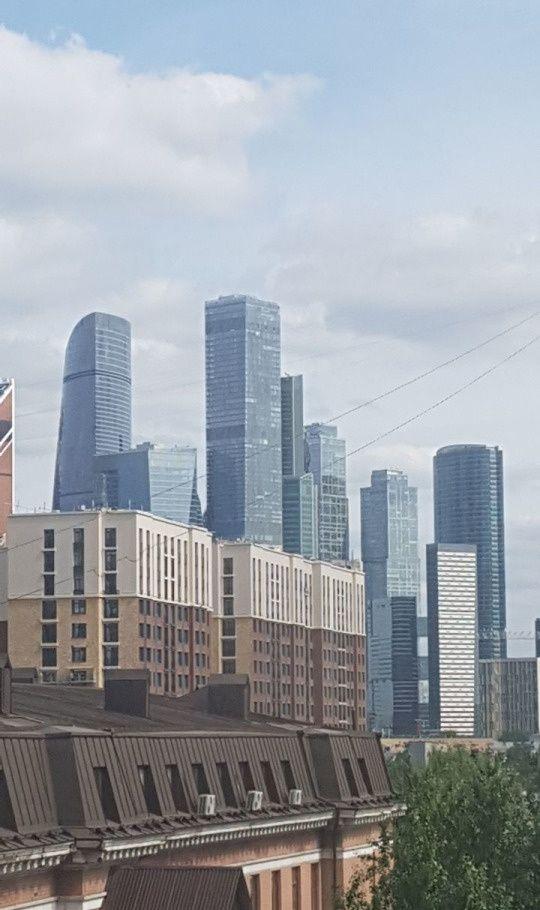 Продажа трёхкомнатной квартиры Москва, метро Фили, Береговой проезд 7, цена 18990000 рублей, 2021 год объявление №249427 на megabaz.ru