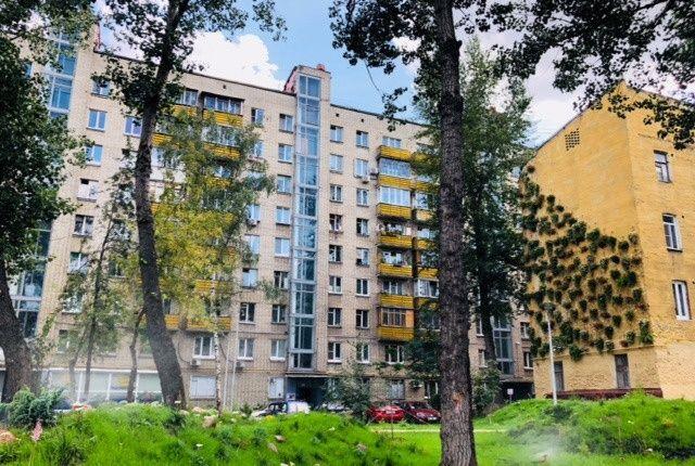 Продажа двухкомнатной квартиры Москва, метро Павелецкая, Дубининская улица 2, цена 9600000 рублей, 2021 год объявление №251021 на megabaz.ru