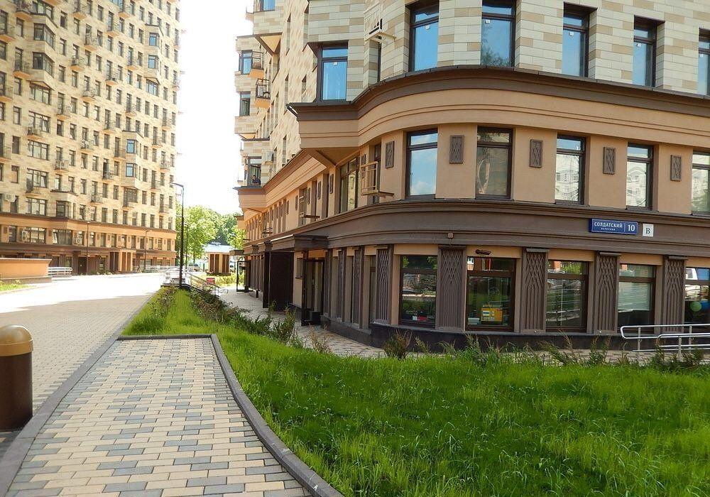 Продажа двухкомнатной квартиры Москва, метро Электрозаводская, Солдатский переулок 10, цена 15800000 рублей, 2021 год объявление №251505 на megabaz.ru