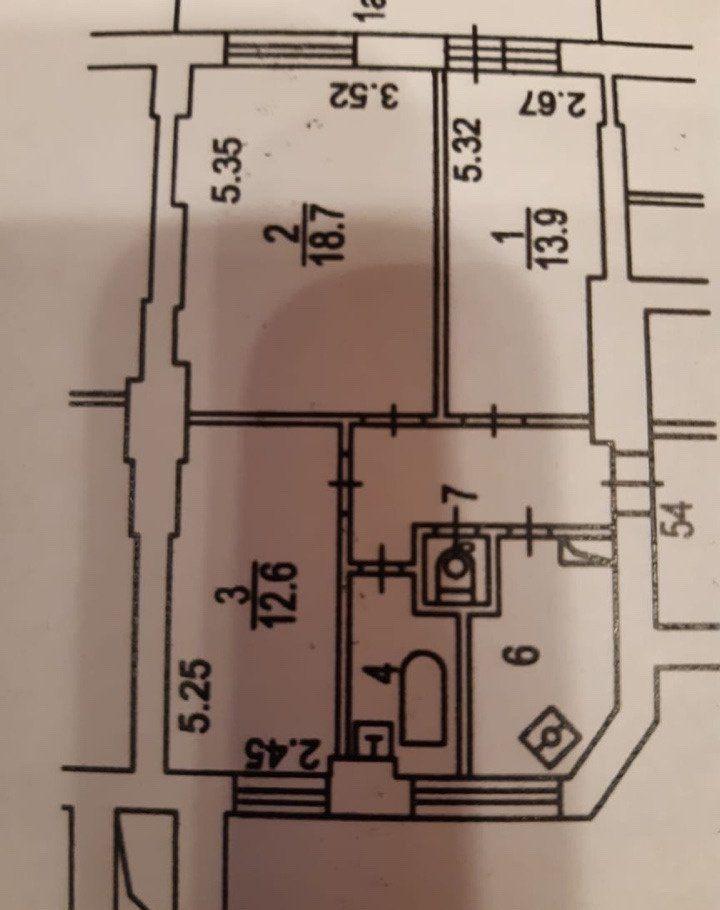 Продажа трёхкомнатной квартиры Москва, метро Баррикадная, Малая Никитская улица 16/5, цена 35000000 рублей, 2021 год объявление №252066 на megabaz.ru