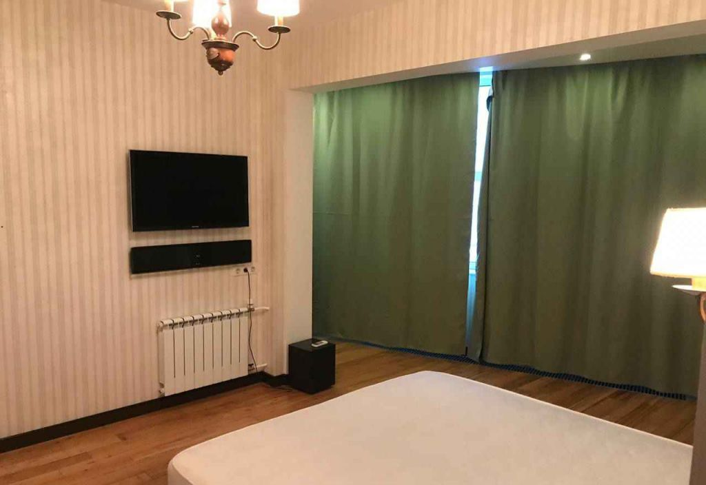 Аренда четырёхкомнатной квартиры Москва, проспект Мира 167, цена 25000 рублей, 2021 год объявление №825836 на megabaz.ru
