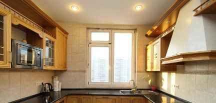 Аренда четырёхкомнатной квартиры Москва, цена 130000 рублей, 2021 год объявление №825785 на megabaz.ru