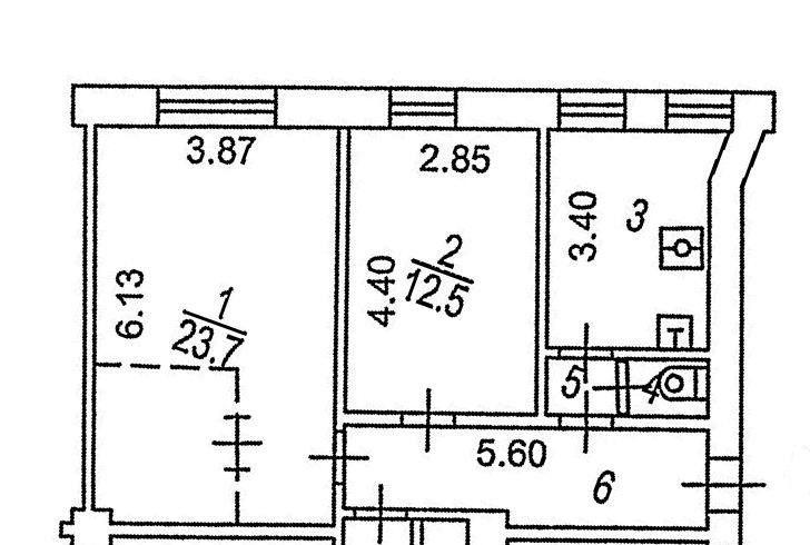 Продажа двухкомнатной квартиры Москва, метро Павелецкая, улица Зацепский Вал 5, цена 14800000 рублей, 2021 год объявление №252377 на megabaz.ru