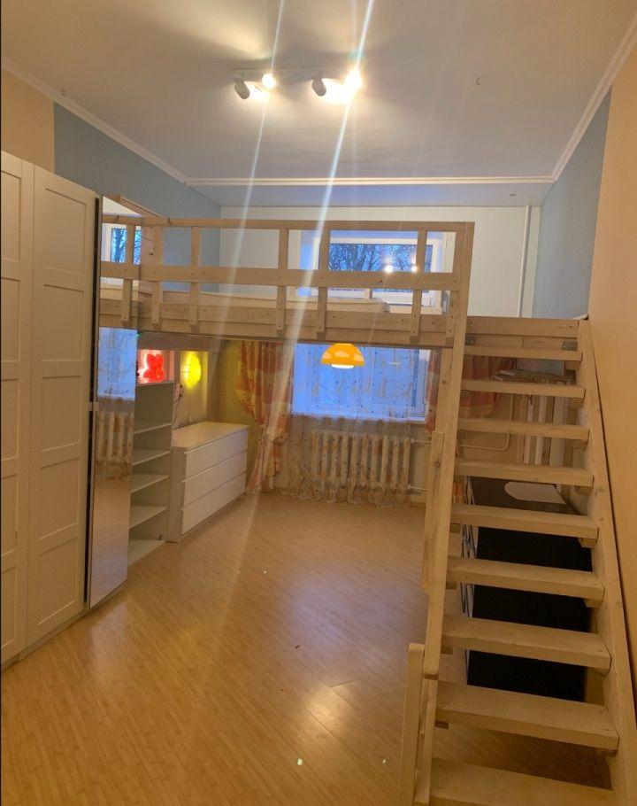 Аренда четырёхкомнатной квартиры Москва, Севастопольский проспект 1к5, цена 70000 рублей, 2021 год объявление №826747 на megabaz.ru