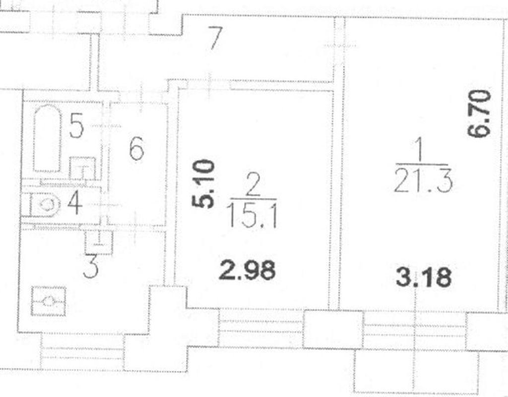 Продажа двухкомнатной квартиры Москва, метро Баррикадная, Садовая-Кудринская улица 7, цена 19000000 рублей, 2021 год объявление №252713 на megabaz.ru