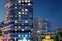 Купить четырёхкомнатную квартиру в Москве у метро Площадь Ильича - megabaz.ru