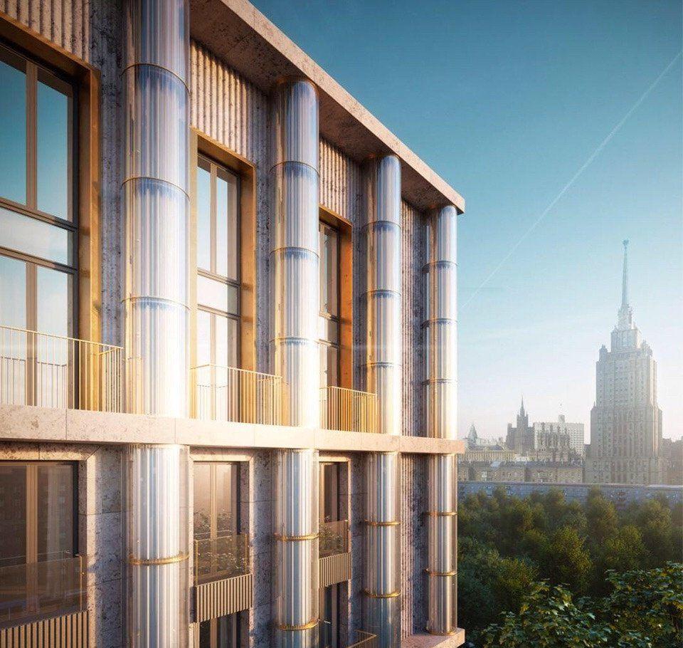 Купить двухкомнатную квартиру в Москве у метро Киевская - megabaz.ru