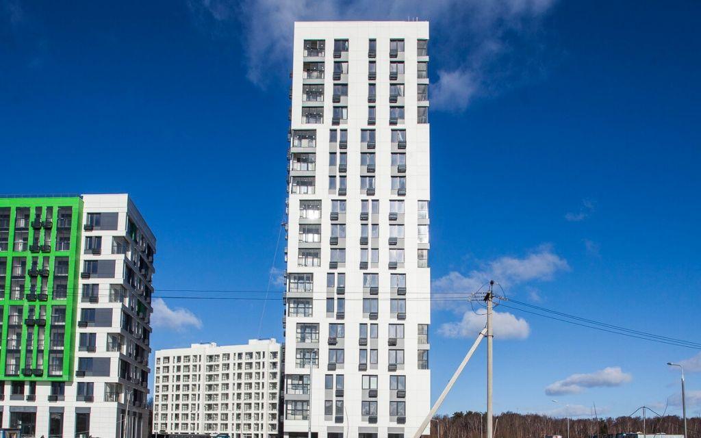 Купить трёхкомнатную квартиру в Поселке северный - megabaz.ru