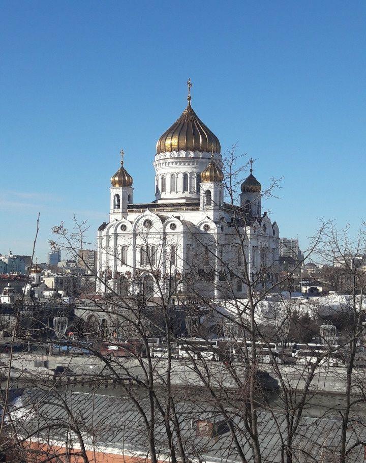 Купить пятикомнатную квартиру в Москве у метро Кропоткинская - megabaz.ru