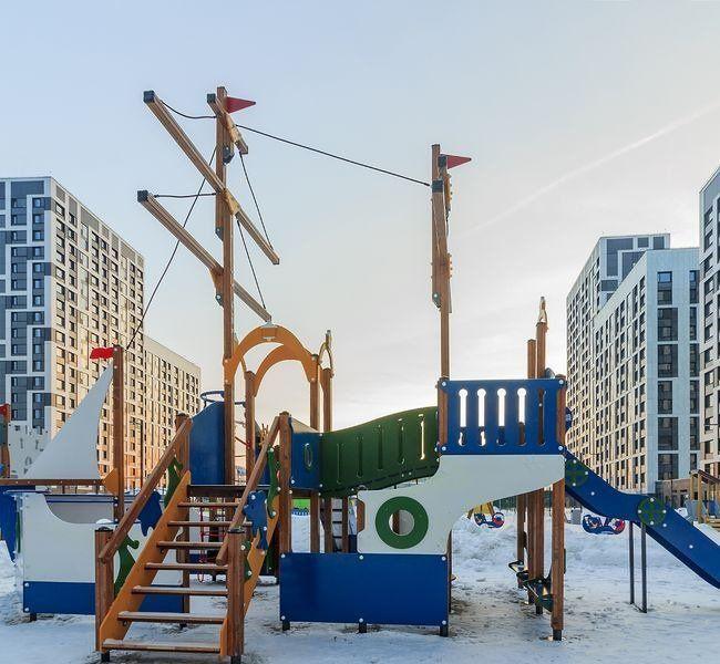 Купить однокомнатную квартиру в Москве у метро Спартак - megabaz.ru