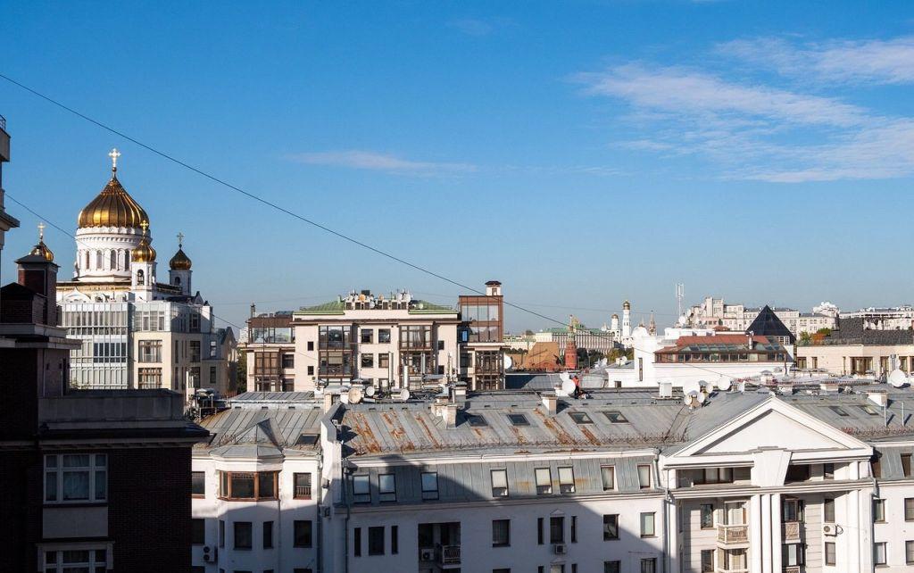 Купить четырёхкомнатную квартиру в Москве у метро Кропоткинская - megabaz.ru