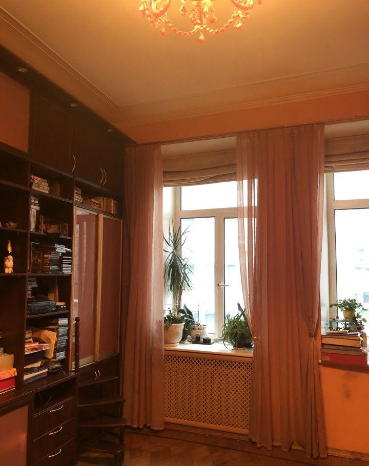 Купить четырёхкомнатную квартиру в Москве у метро Парк культуры - megabaz.ru