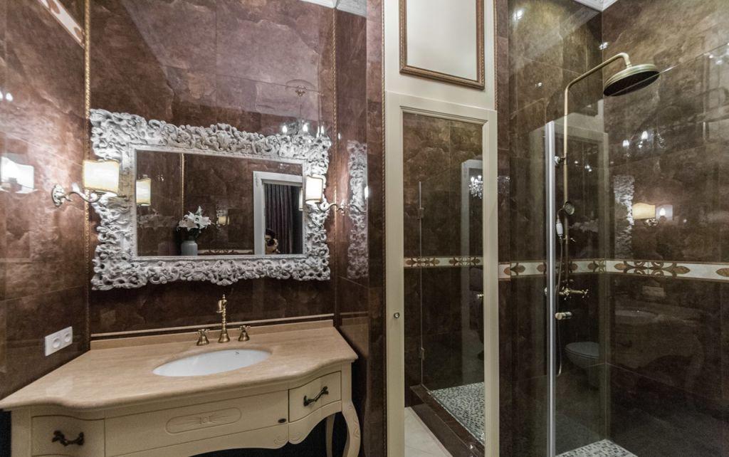 Продажа двухкомнатной квартиры Москва, метро Баррикадная, переулок Красина 16с1, цена 29500000 рублей, 2021 год объявление №254698 на megabaz.ru