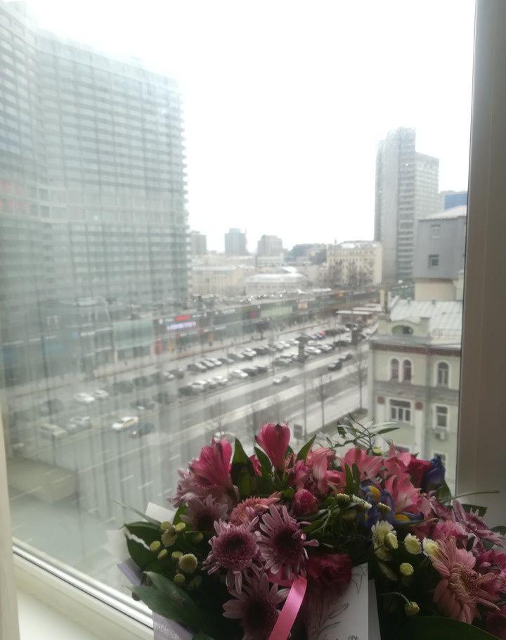 Аренда однокомнатной квартиры Москва, метро Арбатская, улица Новый Арбат 10, цена 3000 рублей, 2021 год объявление №833618 на megabaz.ru