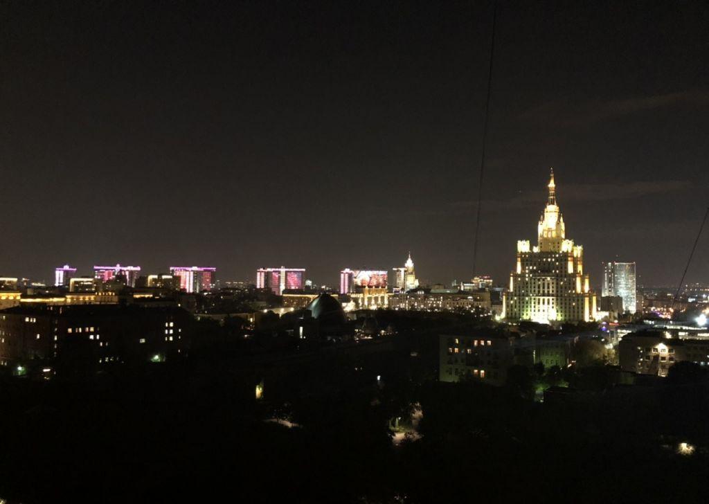 Продажа трёхкомнатной квартиры Москва, метро Баррикадная, Зоологическая улица 12к1, цена 28500000 рублей, 2021 год объявление №256836 на megabaz.ru