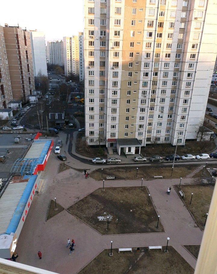 Аренда однокомнатной квартиры Москва, метро Пятницкое шоссе, Митинская улица 52, цена 38000 рублей, 2021 год объявление №840845 на megabaz.ru