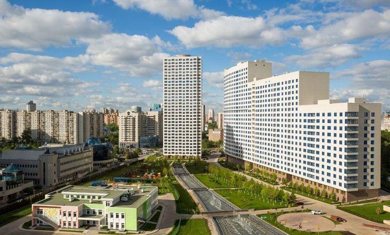 Купить двухкомнатную квартиру в Москве у метро Новые Черемушки - megabaz.ru