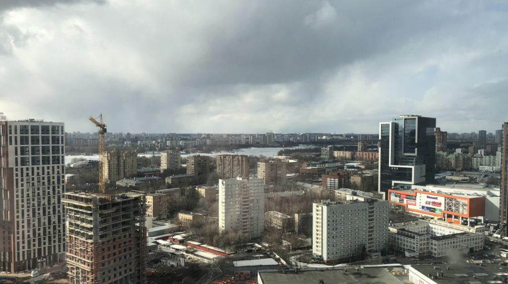 Купить трёхкомнатную квартиру в Москве у метро Водный стадион - megabaz.ru