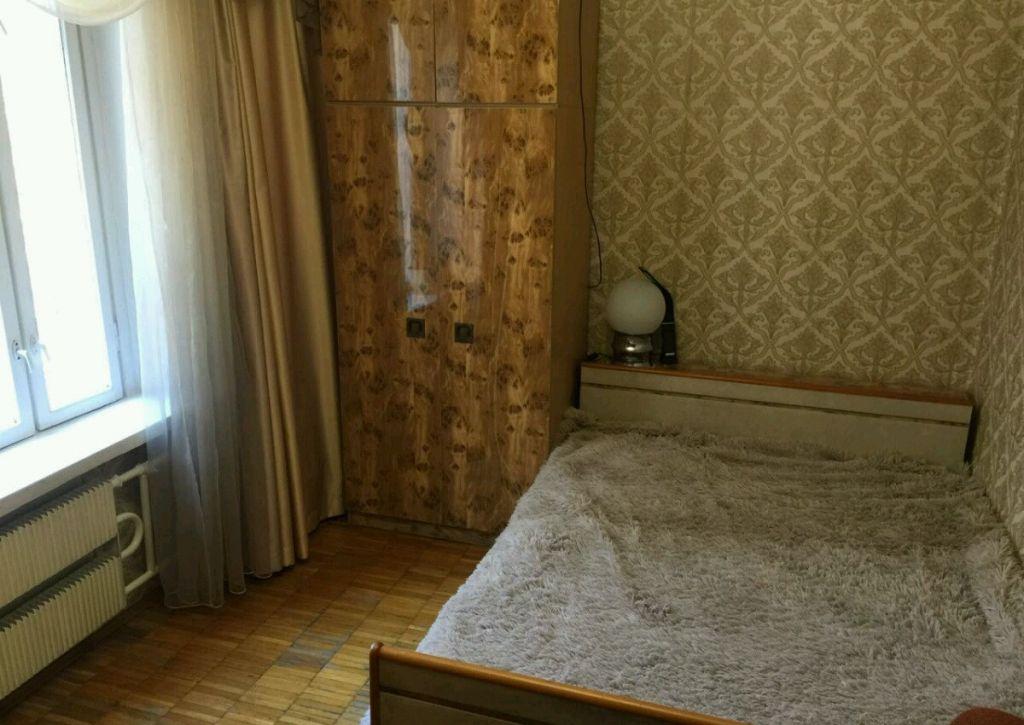 Купить трёхкомнатную квартиру в Москве у метро Сходненская - megabaz.ru