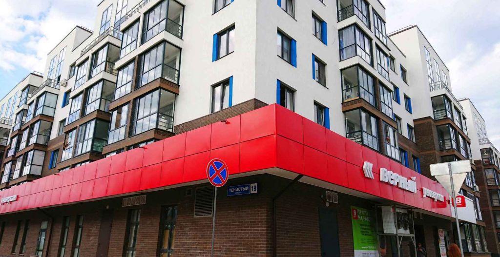 Аренда однокомнатной квартиры поселок Вешки, Тенистая улица 19, цена 20000 рублей, 2021 год объявление №851191 на megabaz.ru