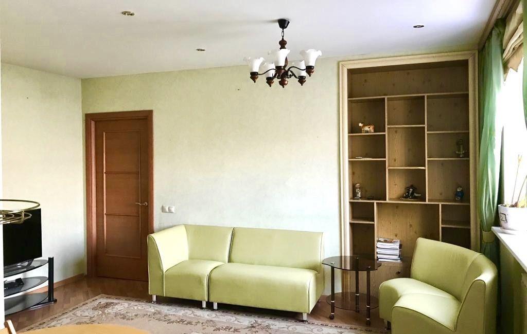 Купить четырёхкомнатную квартиру в Москве у метро Краснопресненская - megabaz.ru