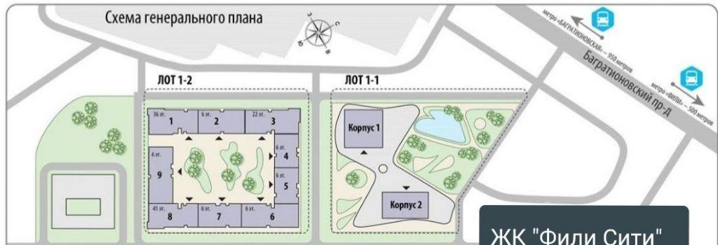 Продажа однокомнатной квартиры Москва, метро Фили, Багратионовский проезд 3, цена 9700000 рублей, 2021 год объявление №259137 на megabaz.ru