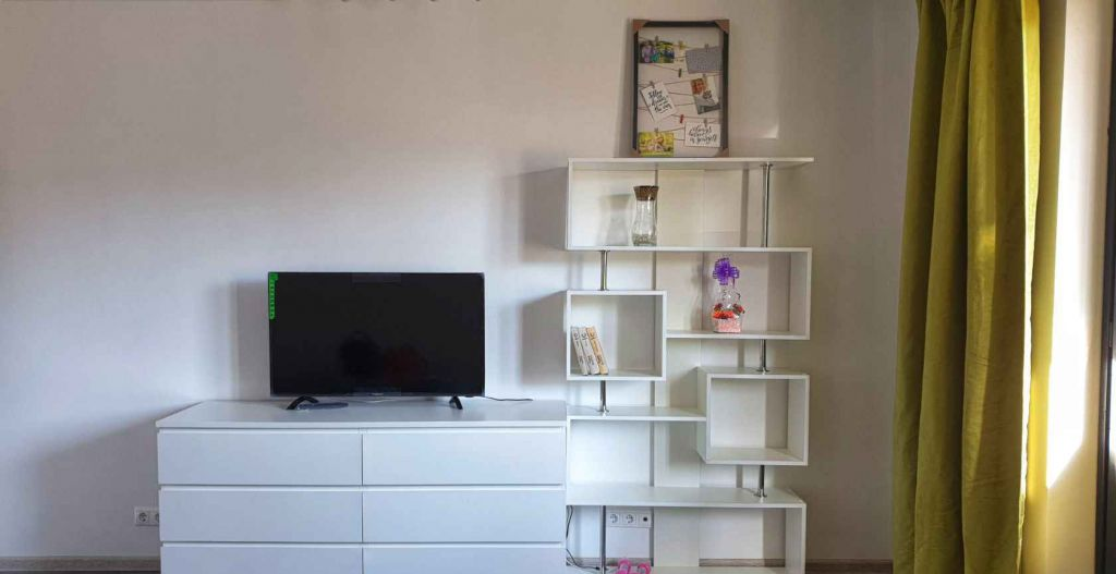 Аренда однокомнатной квартиры деревня Дрожжино, Южная улица 23к1, цена 30000 рублей, 2021 год объявление №854802 на megabaz.ru