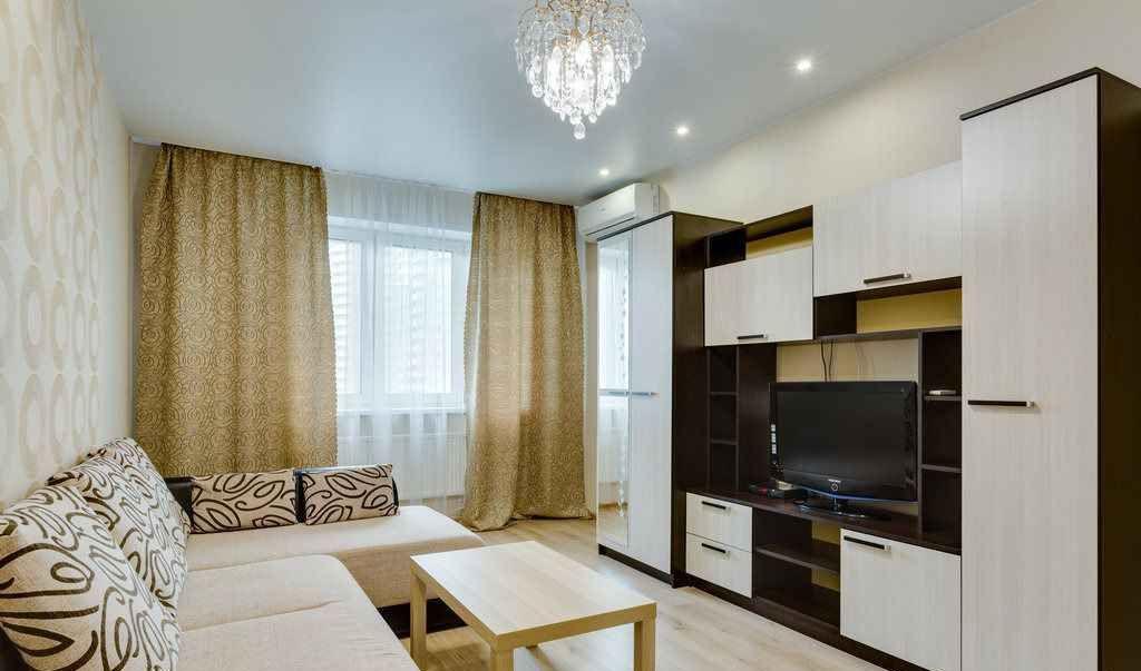 Фото квартир с ремонтом и мебелью реальные
