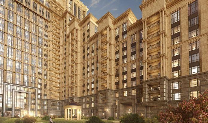 Купить двухкомнатную квартиру в Москве у метро Белорусская - megabaz.ru