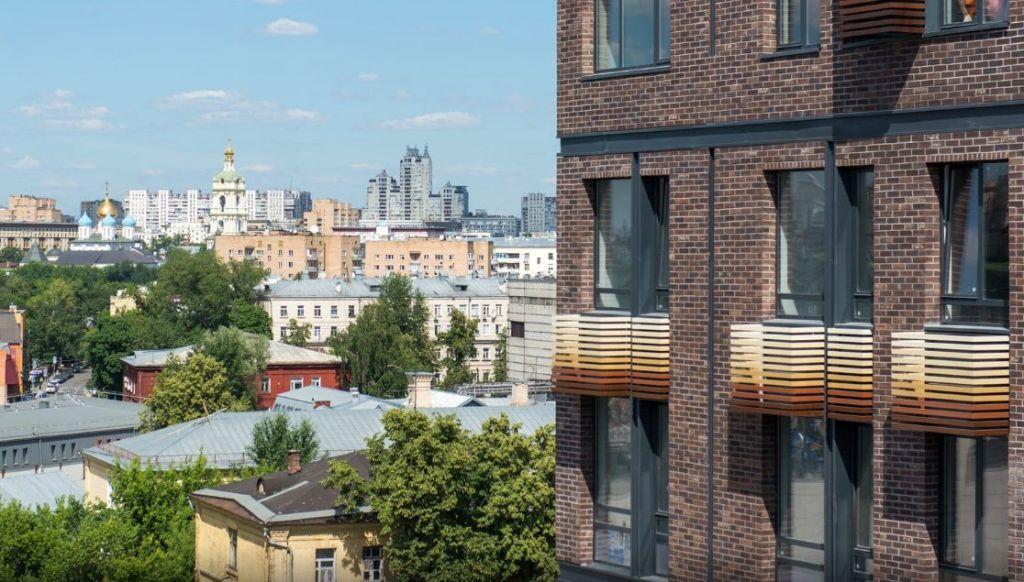 Продажа двухкомнатной квартиры Москва, метро Павелецкая, цена 17950000 рублей, 2021 год объявление №261842 на megabaz.ru