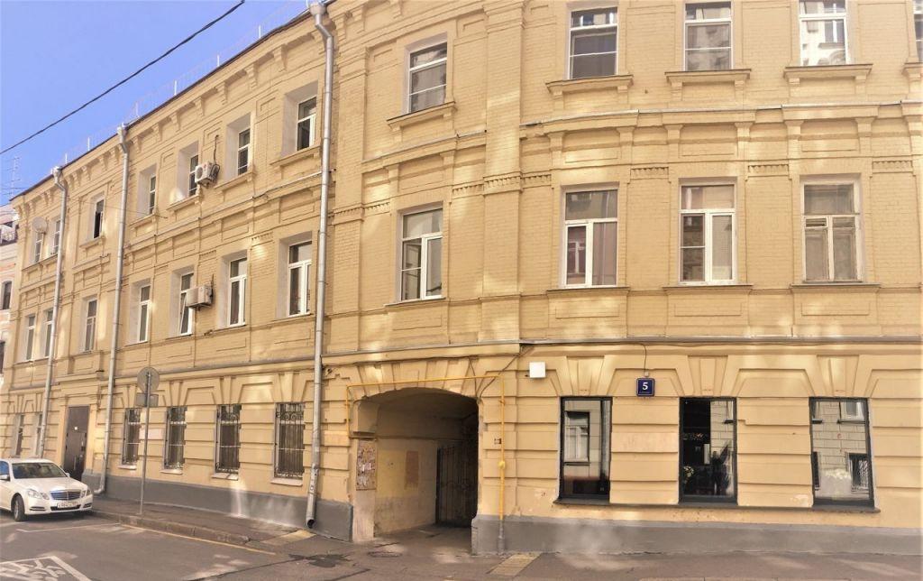 Продажа студии Москва, метро Курская, Лялин переулок 5с1, цена 7190000 рублей, 2021 год объявление №261713 на megabaz.ru