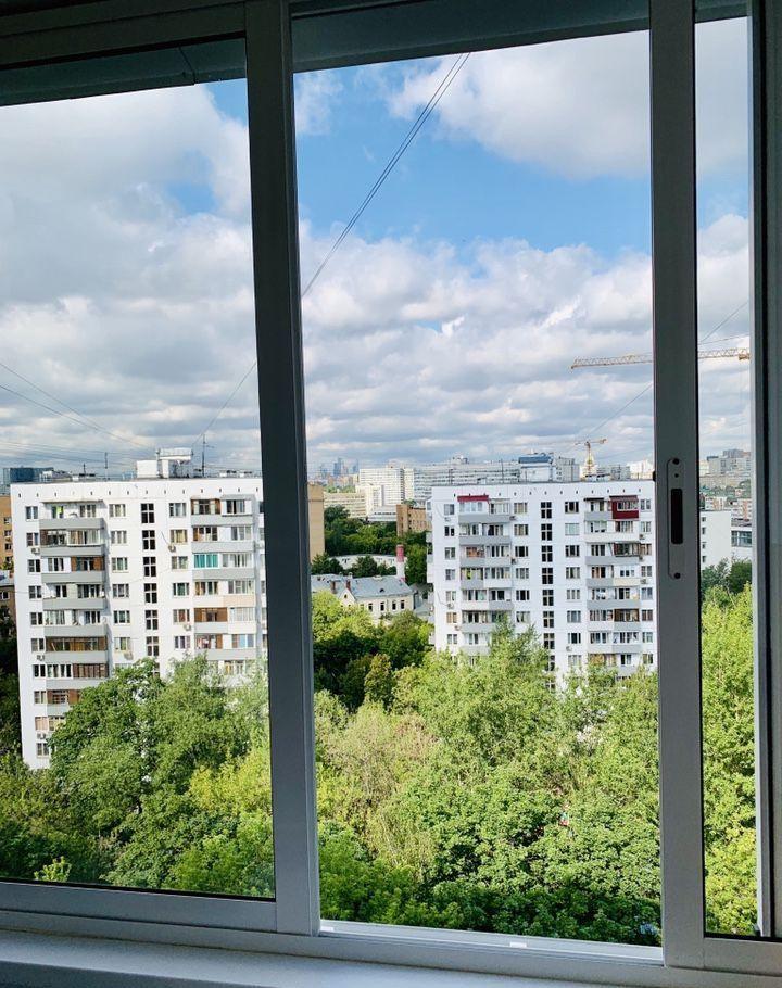 Продажа однокомнатной квартиры Москва, метро Электрозаводская, улица Госпитальный Вал 3к6, цена 9500000 рублей, 2021 год объявление №262312 на megabaz.ru